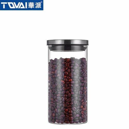 金属储物密封罐 金属盖 BC053