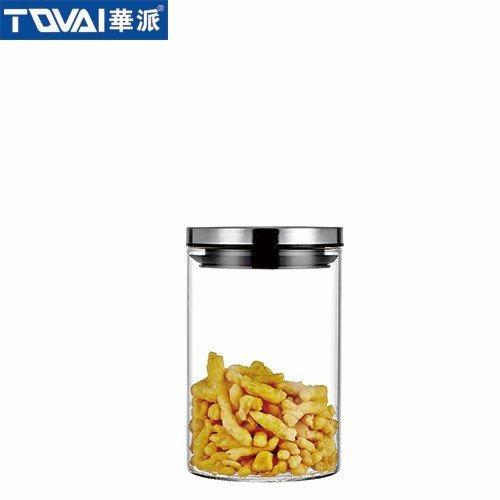 金属储物密封罐 金属盖 BC052