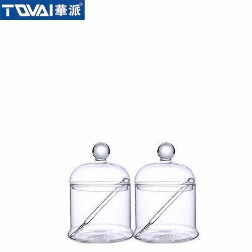 餐厨调味罐 玻璃罐套装 TQ600-A