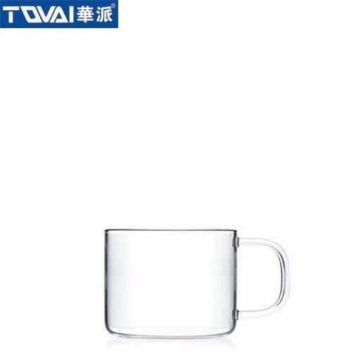独享杯 把手玻璃杯 YZ020