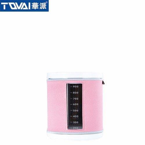 智储密封罐 带布套 QM802  倾慕粉