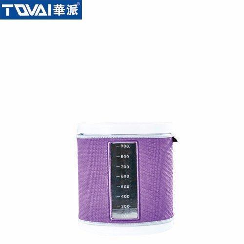 智储密封罐 带布套 QM802香芋紫