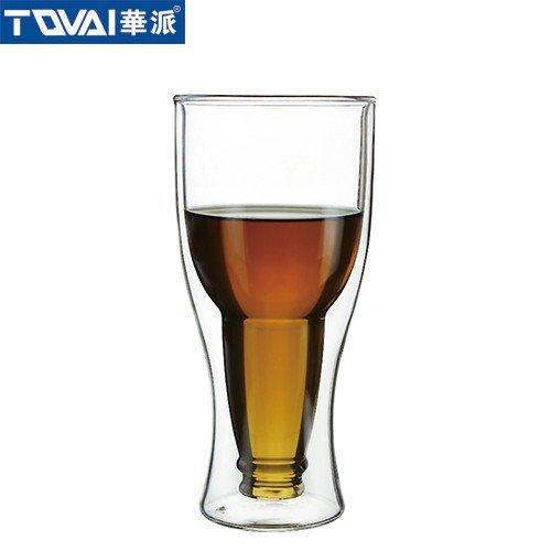 啤酒双层杯