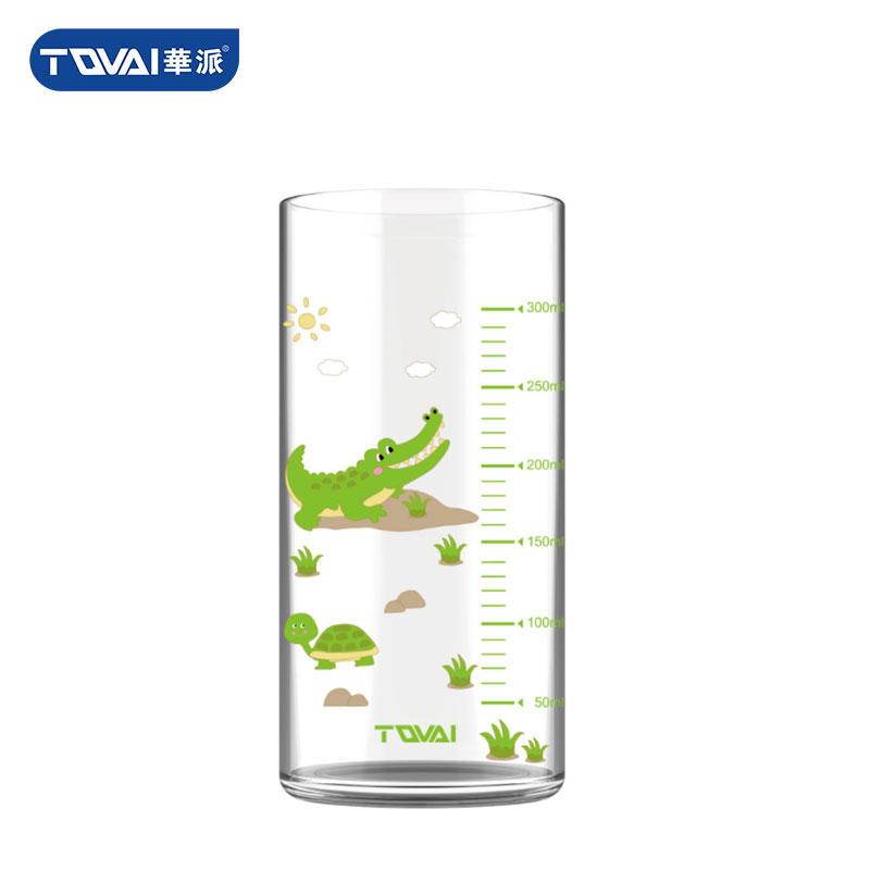 鳄鱼刻度直身杯 TS300-E