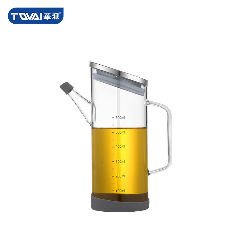 清新玻璃油壶 YH600