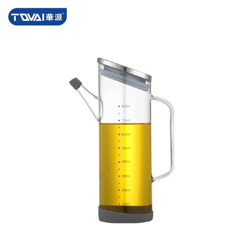 清新玻璃油壶 YH800