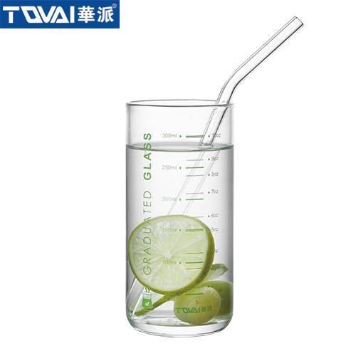 绿色刻度水杯 T135-L