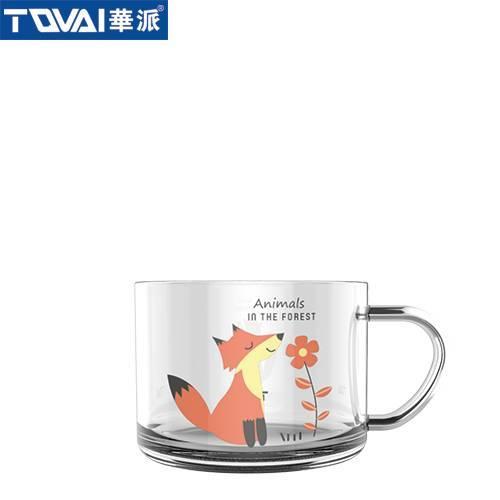 狐狸杯 质感把杯 ZC108-2